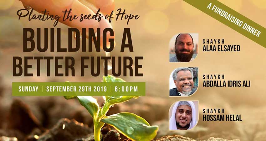 ISNA Canada Planting the Seeds of Hope: Building A Better Future