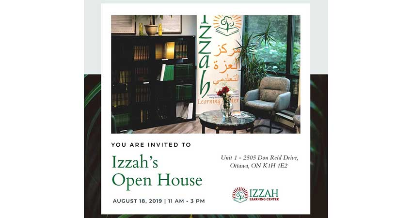 Izzah Learning Centre Open House