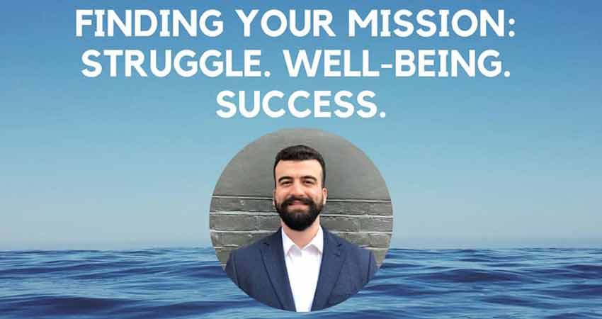Jaffari Support Services Finding your Mission: Struggle. Wellbeing. Success with  Aslan Toofani