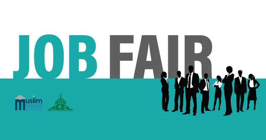 Muslim Council of Calgary Job Fair