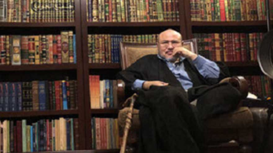 ONLINE Reading the Quran in our Times: A Conversation with Dr. Khaled Abou El Fadl