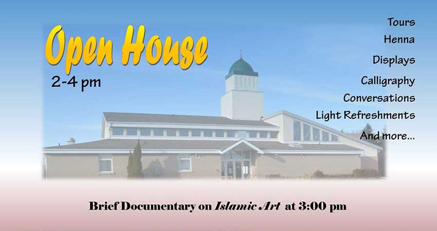 Islamic History Month Kingston Open House Islamic Society of Kingston