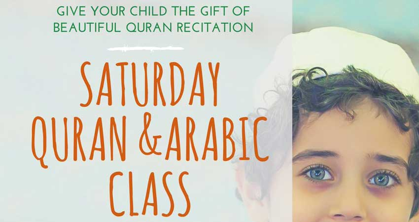 Kuttab Academy Saturday Islamic School Program