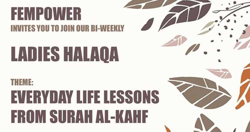 Fempower Bi-Weekly Ladies Halaqa