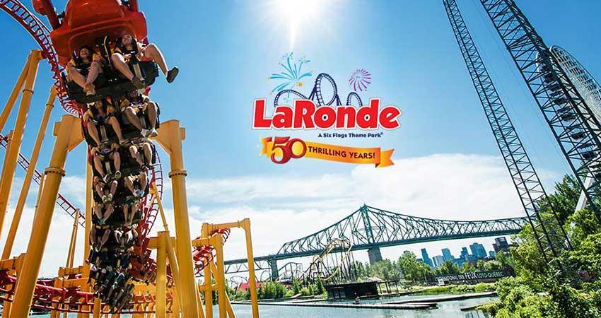 Voyage à Montréal Laronde/Laronde Montreal Trip