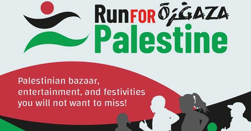 Run for Palestine London 2021