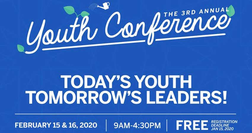 London Muslim Mosque Youth Conference 2020 (Register by Jan. 15)