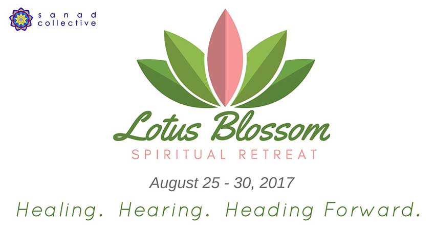 Sanad Collective Lotus Blossom Spiritual Retreat
