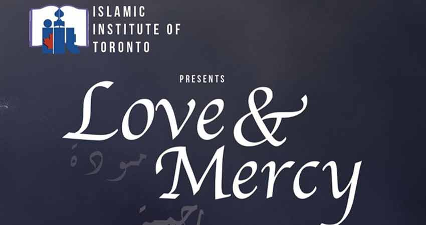 Islamic Institute of Toronto (IIT) Love and Mercy Pre-Marriage Considerations with Imam Zijad Delic