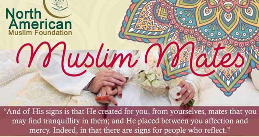 North American Muslim Foundation Muslim Mates Single Muslims Event