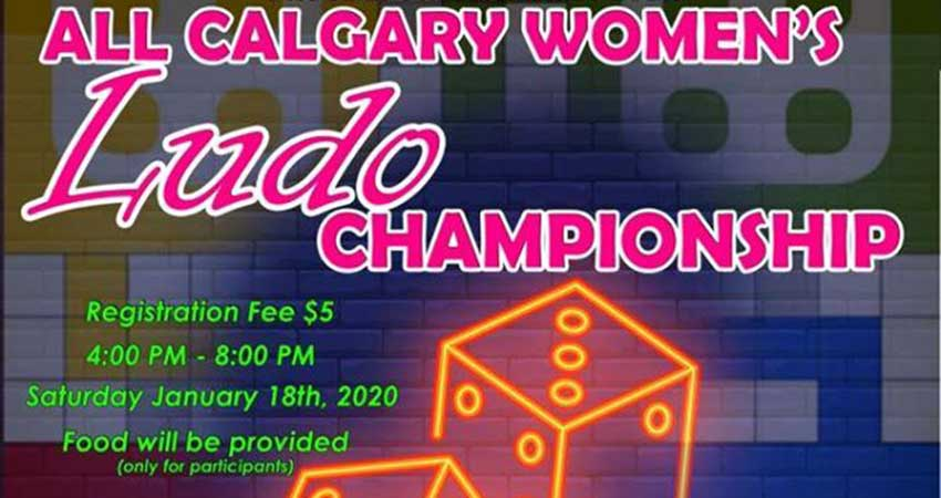 Pakistan Canada Association Calgary Ladies Only Ludo Competition