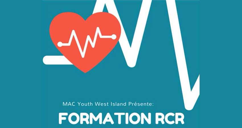 MAC Youth West Island CPR Seminar / formation RCR