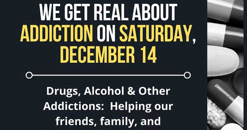 MAC Centre Vancouver Get Real about Addiction