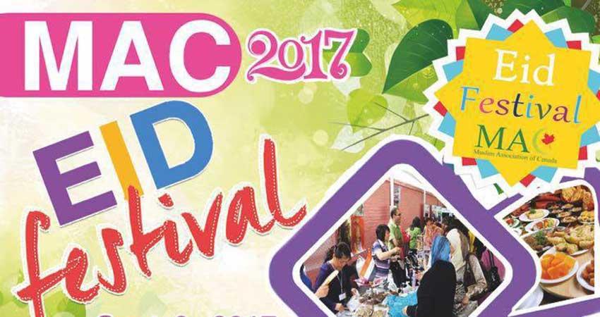 Montreal MAC Eid Al-Adha Festival 2017