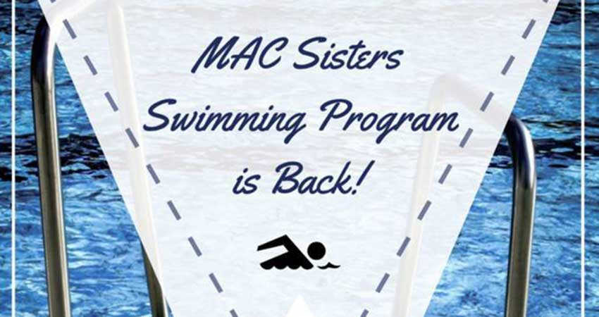 Muslim Association of Canada (MAC) Calgary Sisters Swimming