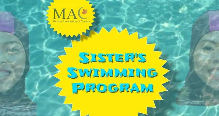 Sisters Swimming Program