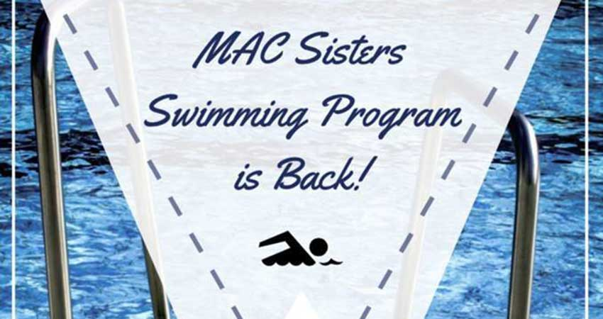 Muslim Association of Canada Calgary Sisters Weekly Swimming