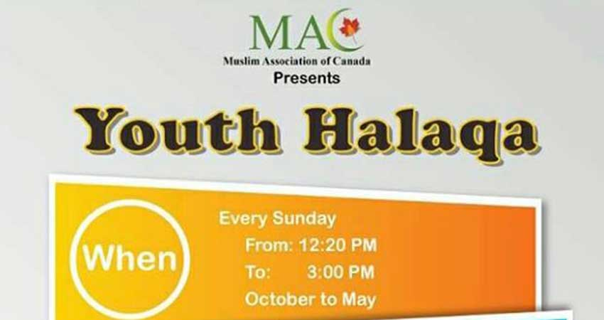 MAC Youth Windsor Sunday Halaqa