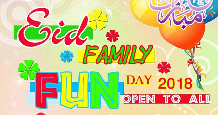 Mosquee Madani / Académie An-Noor Academy Eid Family Fun Day