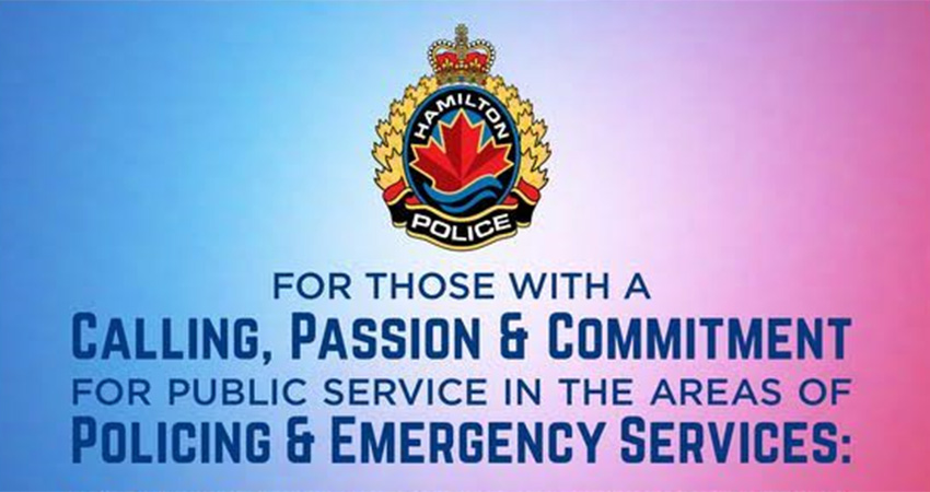 Recruiting Information Session for Police and Emergency Services