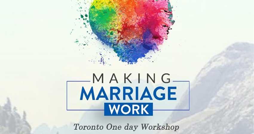 Making Marriage Work with Razia Hamidi