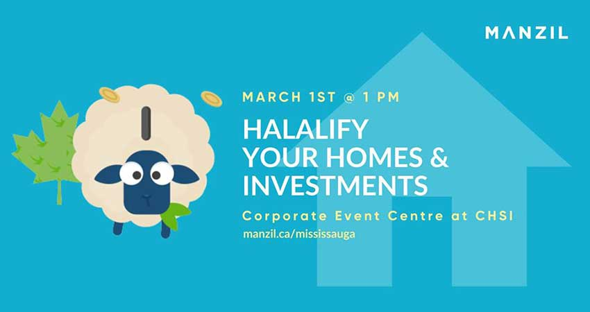 Manzil Halalify Your Homes and Investments