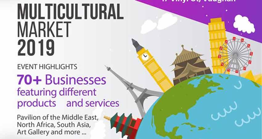 Multicultural Market Vaughan