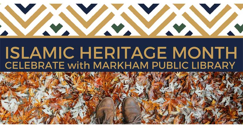 Interactive Walking Tour of Markham's Muslim Community