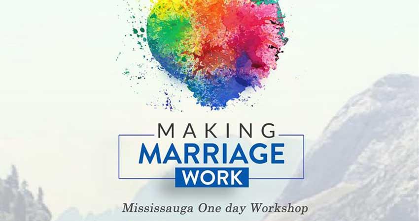 Making Marriage Work Mississauga with Razia Hamidi