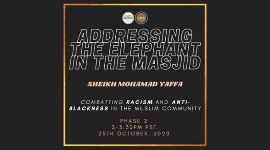 ONLINE MSA UBC Addressing The Elephant In The Masjid