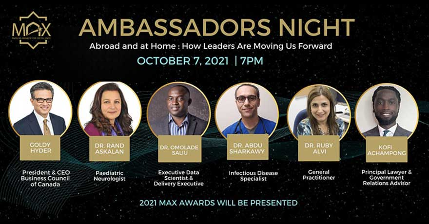 MAX Ambassadors Night Abroad and at Home: How Leaders are Moving Us Forward