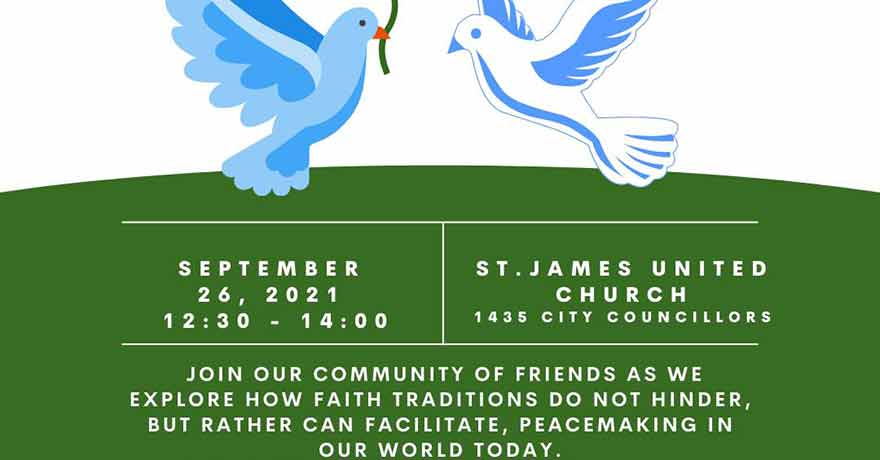 Montreal City Mission Revealing Our Light An Interfaith Journey Towards Peace