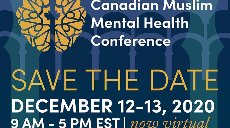 ONLINE Canadian Muslim Mental Health Conference
