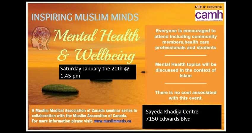 Inspiring Muslim Minds Mental Health and Well-being