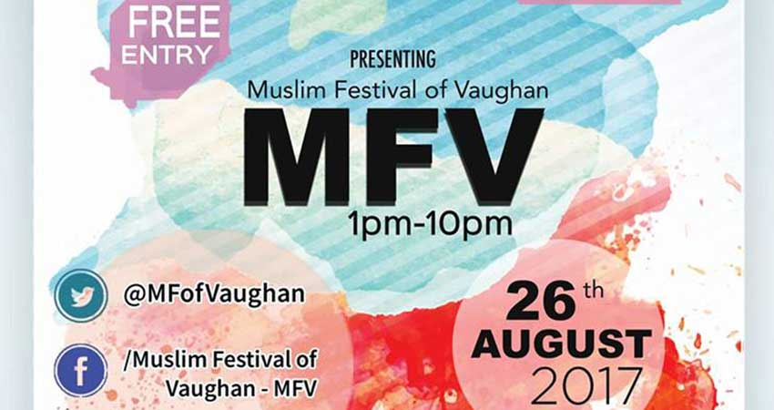 Muslim Festival of Vaughan