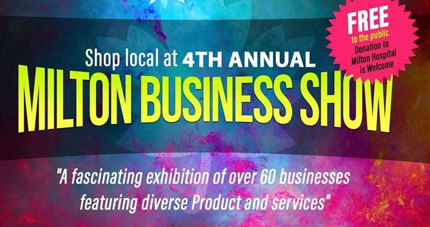 Annual Milton Business Show