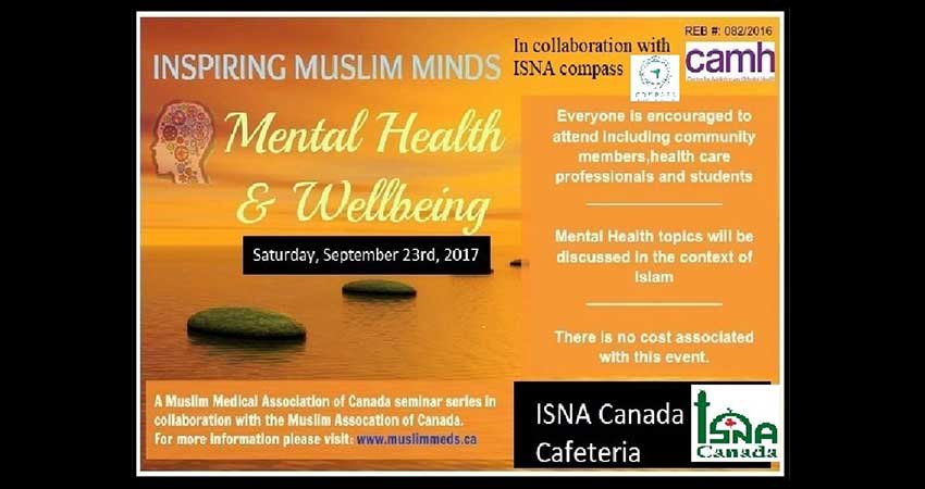 Mental Health & Wellbeing - Inspiring Muslim Minds at ISNA