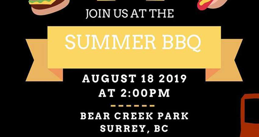 Muslim Students Association Summer BBQ 2019