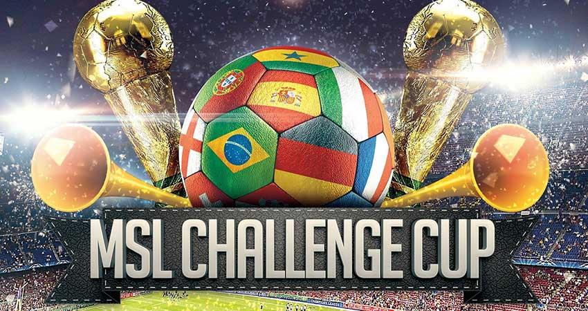 2017 Muslim Soccer League Challenge Cup