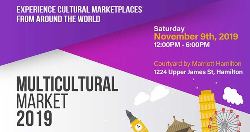 Multicultural Market Hamilton