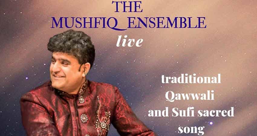 Mushfiq Ensemble Benefit Concert for Lotus Community Center