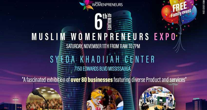 Muslim Womenpreneurs Expo