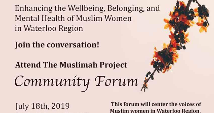Coalition of Muslim Women - KW Muslimah Project Community Forum