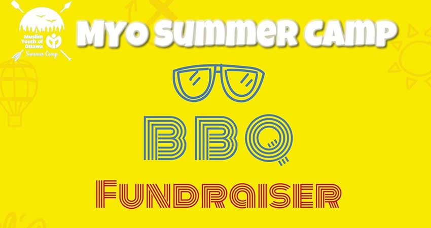 Muslim Youth of Ottawa BBQ Fundraiser