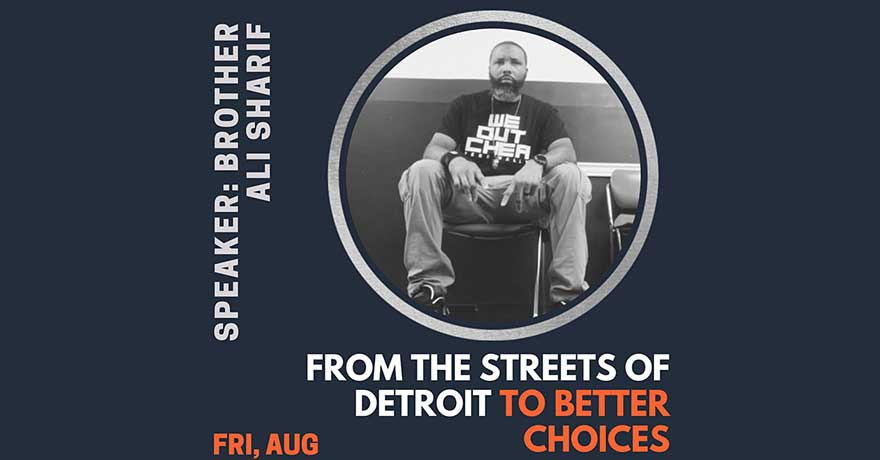 Muslim Youth Revival From The Streets of Detroit To Better Choices
