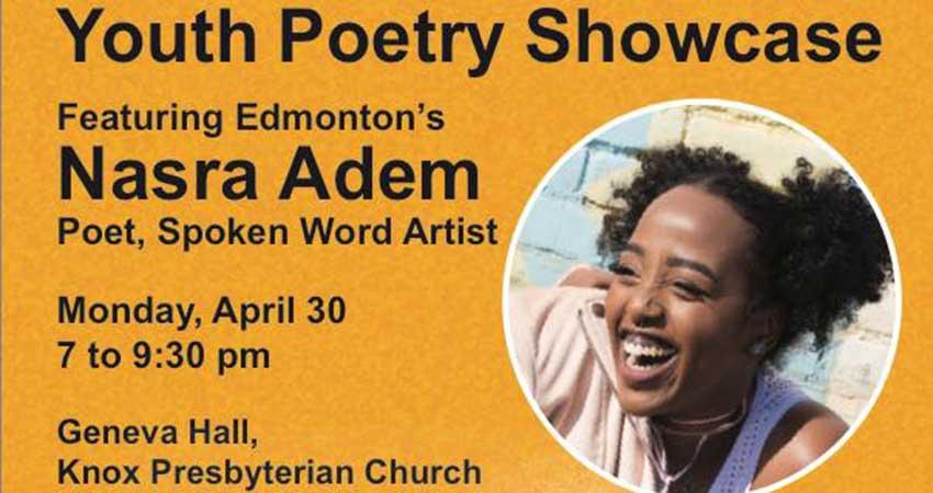 YouthSpeak Ottawa with Edmonton's NASRA