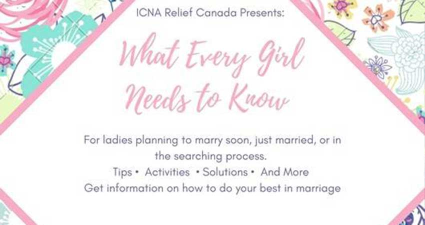 What Every Girl Needs to Know- Tips, Advice for Marriage