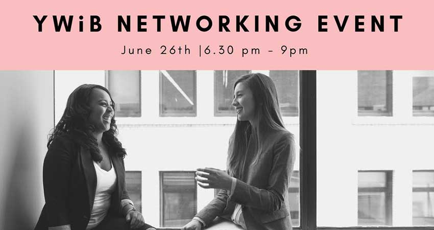 Young Women in Business Networking Event - Summer is Here