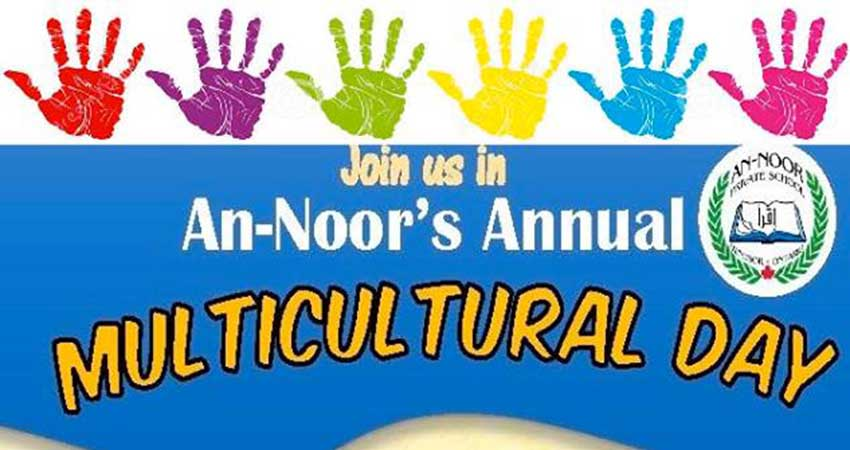 An-Noor Annual Multicultural Day