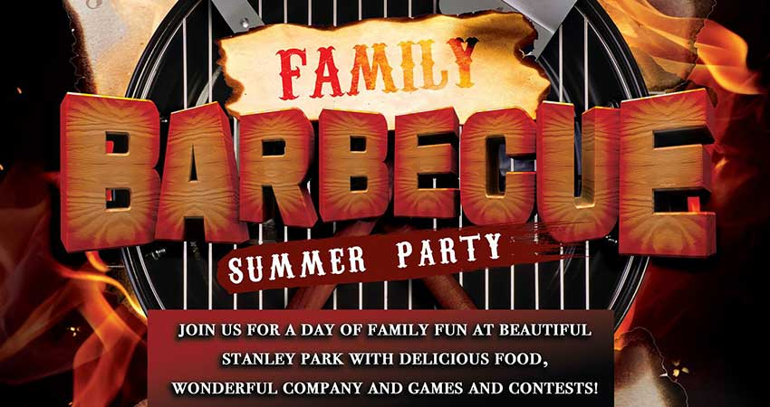 NYM Ink Family Barbecue Summer Party
